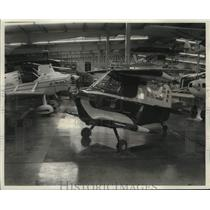 1978 Press Photo Sky Baby Plane Experimental Aircraft Association Franklin
