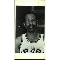 1984 Press Photo San Antonio Spurs basketball player John Lucas - sas17628