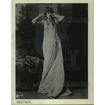 1890 Press Photo Actress Ellen Terry in role of Juliet. - mjc34463