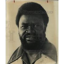 1974 Press Photo Dallas Cowboys Football Player Rayfield Wright - sas19870