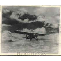 Press Photo Delta Airliner during flight - lrx42432