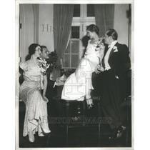 1931 Press Photo Denver Society - RRU67809