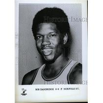 1972 Press Photo Robert Bob Dandridge Washington Bullet - RRW74431