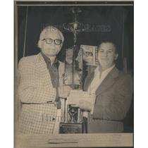 1924 Press Photo Gin Rummy Champ Jerry Piscitiello - RRU80049