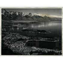1972 Press Photo New Zealand City Queen Town - RRX79361