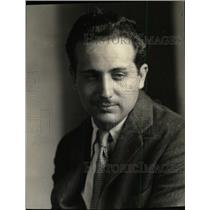 1900 Press Photo Sarkis sarkisian Artist - RRW83007