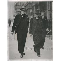 1937 Press Photo Ernest F. S. Hanfstaengl, London- RSA54915