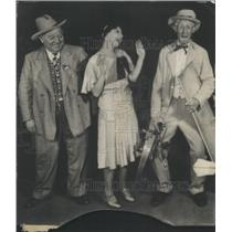 1930 Press Photo CHIC SALE AMERICAN ACTOR VAUDEVILLIAN - RSC30381