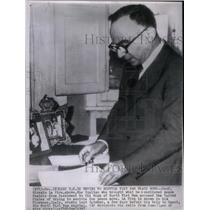 1965 Press Photo Giorgio La Pira Ho Chi Minh President - RRX32911