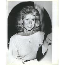 1982 Press Photo Paula Prince flight attendant United Airlines found dead