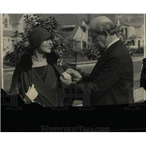 1924 Press Photo William Jennings Bryan & Rose Mints - RRX62953