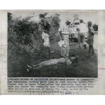 1950 Press Photo Hukbalahap - RRX63705