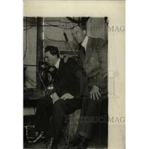 1912 Press Photo Elma Bo Myers New York telephony work - RRW83043