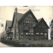 1933 Press Photo Indian Village - RRU64875