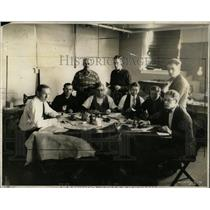 1927 Press Photo Restoration Ex-patients home Jeremiah - RRX79387