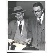1950 Press Photo John Carroll American Actor Singer - RRV30561