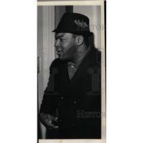 1965 Press Photo Cookie Gilchrist Football Player - RRW73629