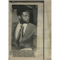 1971 Press Photo Howard Porter basketball Chicago Bull, New York Knicks