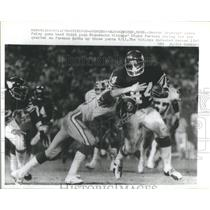 1978 Press Photo Stephen James Foley Denver Broncos - RSC26911