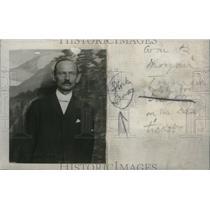 1912 Press Photo William B. Morgan - RRU20399