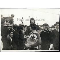 1933 Press Photo Charles Lindbergh Aviator - XXB08107