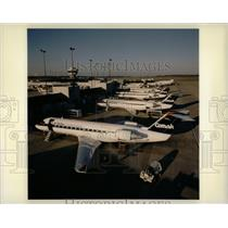 Press Photo Delta Airlines Airplanes - RRW88885