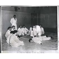 1967 Press Photo Judo  - RSH35251