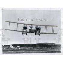 1959 Press Photo Vickers Vimy First Pilot To Cross Atlantic Ocean Nonstop