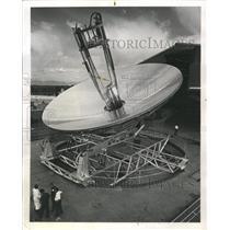1964 Press Photo Solar concentrator Aviation Denver - RRW48657