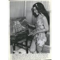 1938 Press Photo Helen Williams Father Devine - RRV09915