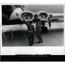 1992 Press Photo De Havilland Comet Jetliner Comet 4 - RRW57025