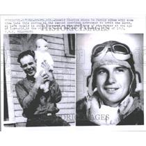 1962 Press Photo Donald Slayton American astronaut kid - RRV92393