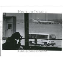 O'Hare International Airport Passengers - RRV43977