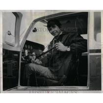 1976 Press Photo Dwight A. Johnson Paraplegic Pilot - RRX12331