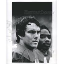 1989 Press Photo Danny White and Marvin Newman American Football Player.