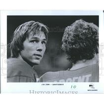 Press Photo Jim Zorn Quarterback Seattle Seahawks - RSH35451