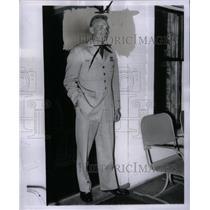1958 Press Photo Captain Iven Carl Kimcheloe Jr Flier - RRX31065