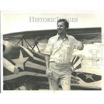 1977 Press Photo Randal Chipper Melton Brighton Pilot - RRV83221