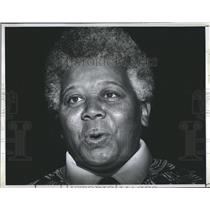1979 Press Photo Ella Jenkins American folk singer. - RSH16533