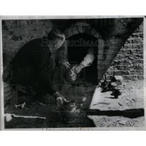 1938 Press Photo Pottery - RRX54955