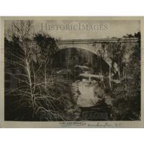 1919 Press Photo Washington Joh Bridge Cabin - RRU97413