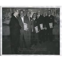 1913 Press Photo Oscar winners Awards Business John - RRU85869