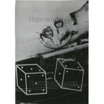 1922 Press Photo James H Dolittle Son Cockpit Plane - RRV19971
