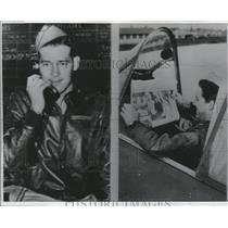 Press Photo Jimmy Dolittle Lieutenant Co-Pilot - RRV05295