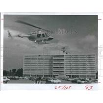 1968 Press Photo Hayes Helicopter Service, Tampa.. - RSH19279