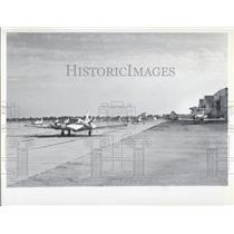 1968 Press Photo St. Petersburg-Clearwater International Airport - XXB08143