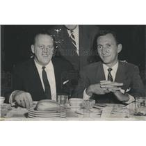 1961 Press Photo Bruins GM & Coach - RSH35169