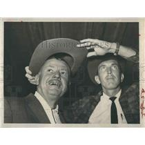 1961 Press Photo Jerry Jette Bruce Waters Jr - RSH17501