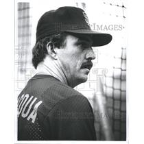 1986 Press Photo San Diego Padres Kurt Bevacqua - RSH36989