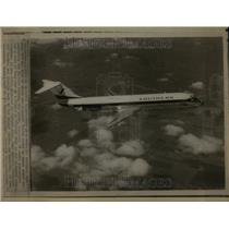 1972 Press Photo Southern Airwys DC-9 Hijack - RRU96483